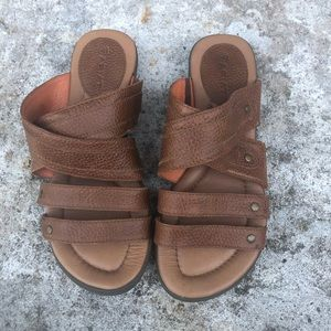 New without Tags Leather Ariat Sandals Size 6.5